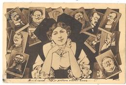 STRASBOURG (67) Carte Illustrée Banquet Annuel Des étudiants Alsacien-Lorrain 17 Février 1909 - Strasbourg