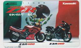 MOTORBIKE - JAPAN-009 - KAWASAKI - MEXICO FLAG - Motorbikes