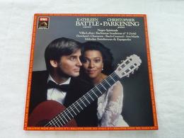 Kathleen BATTLE, Christopher PARKENING, Voix Et Guitare, 1986 - Classique