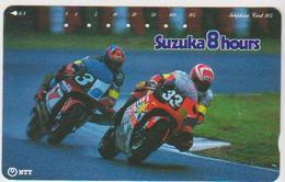 MOTORBIKE - JAPAN-010 - SUZUKA 8 HOURS - Motorbikes