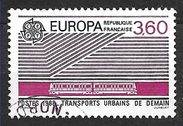 FRANCE 2532  EUROPA C.E.P.T. Transports Urbains De Demain . - France