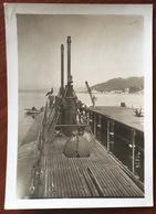 Toulon Ou Creux-St-Georges. Sous-marin Palacios (Pérou). Ets Schneider. 1914-16. - Barcos