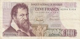 100 Francs - [ 6] Tesorería