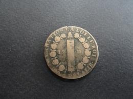 BELLE MONNAIE DE 12 DENIERS - FRANCE - 1789-1795 Monnaies Constitutionnelles