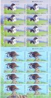 2019. Moldova, Europa 2019, National Birds, 2 Sheetlets, Mint/** - Moldova