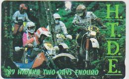 MOTORBIKE - JAPAN-019 - HIDAKA 2 DAYS ENDURO - Motorbikes