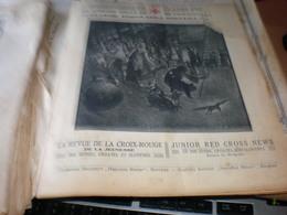 Glasnik Podmladka Crvenog Krsta  Junior Red Cross News  Beograd 1924 16 Pages - Books, Magazines, Comics