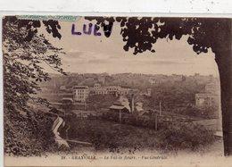 DEPT 50 : édit. E Lecotteley N° 28 : Granville Le Val-ès Fleurs Vue Générale - Granville