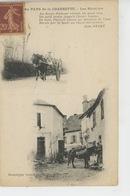 AU PAYS DE LA CHABRETTE - Les Meuniers (carte Postée à ARGENTAT) - Edit. BESSOT ET... à BRIVE - Zonder Classificatie