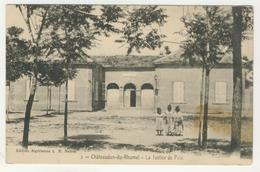 Algérie -     Châteaudun-du-Rhumel  -  La Justice De Paix - Algérie