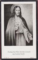 Ludovicus Sleeckx Zoersel Zoorsel Kempen Merxem Merksem 1930 Doodsprentje Bidprentje Image Mortuaire - Images Religieuses