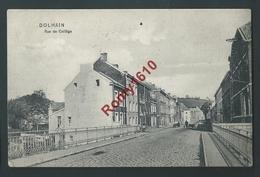 Dolhain - Rue Du Collège. Carte Animée - Limbourg