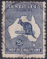 Australia         .   SG      .     4   .   O      .   Cancelled  .   /    . Gebruikt - 1913-48 Kangaroos