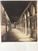 Antonio Perini, Venezia. Loggia Nel Palazzo Ducale. 1860-70. - Antiche (ante 1900)