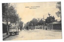 PARIS (XIII) Porte De Choisy Petite Animation - Arrondissement: 13