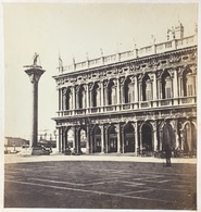 Antonio Perini, Venezia. Antica Libreria. 1860-70. - Antiche (ante 1900)