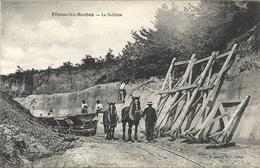 FLINES LEZ RACHES . LA SABLIERE - France