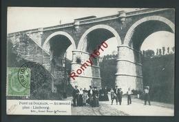 Pont De Dolhain - Au Second Plan: Limbourg. Carte Animée - Limbourg