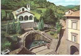 PALAZZOLO SUL SENIO VASCA CON CHIESETTA DI S.ANTONIO - Firenze