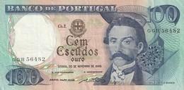 100 ESCUDOS 1965 - Portugal
