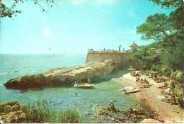 """Mallorca (Isole Baleari, Spagna) Illetas, """"Grand Hotel Albatros"""", La Playa, La Plage, The Beach - Mallorca"""
