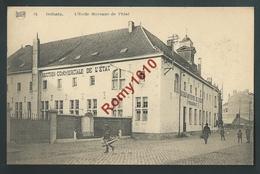Dolhain - L'Ecole Moyenne De L'Etat. Pensionnat. Section Commerciale. Carte Animée - Limbourg