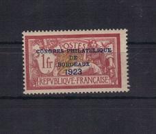 France Yvert 182 1923 Neuf** Luxe MNH - Nuovi