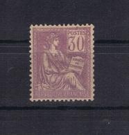 France Yvert 128 1902 Neuf** Luxe MNH - Ungebraucht