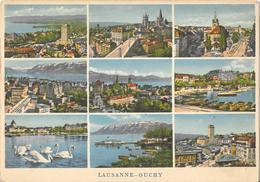 LAUSANNE - OUCHY - 1957 - VD Vaud