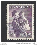 Dänemark 1941, Mi.-Nr. 264, Gestempelt - 1913-47 (Christian X)