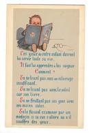 POULBOT Les Yeux De Votre Enfant ... Croix Rouge Américaine - Poulbot, F.