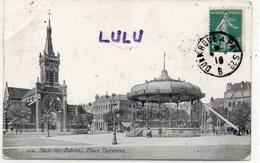 DEPT 59 : édit. L V N° 2826 : Malo Les Bains Place Turenne - Malo Les Bains