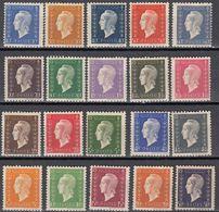 FRANCE - 1945 -  Serie Completa Composta Da 20 Valori Nuovi MH E MNH: Yvert 682/701. - Francia