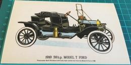 1910  20 H.p. Model T Ford - Toerisme