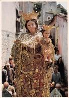 MADONNA DELLA LIBERA - PIETRELCINA (FG) - F/G - N/V - Vergine Maria E Madonne