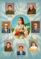 SANTA MARIA GORETTI E La Sua Famiglia - F/G - N/V - Santi