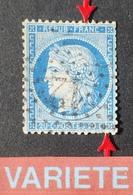R1917/145 - CERES N°37 - ETOILE N°12 De PARIS - VARIETE ➤➤➤ Filet Nord + Sud Brisés - 1870 Siège De Paris