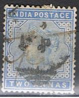 (INA 10) INDIA ANGLAISE // YVERT 37 // 1882-88 - India (...-1947)