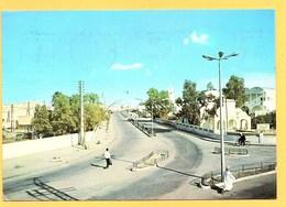 """Carte Postale Couleur """" Le Carrefour """" à EL-OUED - El-Oued"""