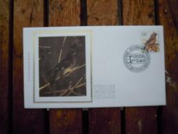 OCB Nr 2534 Fauna Buzin Stempel Bruxelles Brussel - 1985-.. Oiseaux (Buzin)