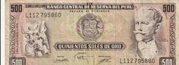 500 - Peru