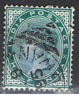 (INA 5) INDIA ANGLAISE // YVERT 33 // 1882-88 - India (...-1947)