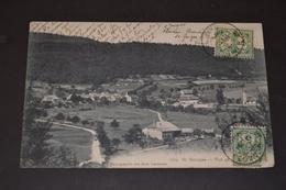 Carte Postale 1907 Suisse St Georges Vue Générale - Suisse