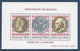 Monaco - Bloc YT N° 66 - Neuf Sans Charnière - 1994 - Blocks & Kleinbögen