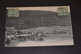 Carte Postale 1907 Suisse St Georges Maisons Neuves - Suisse