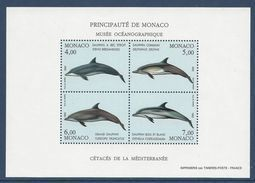 Monaco - Bloc YT N° 56 - Neuf Sans Charnière - 1992 - Blocks & Kleinbögen