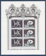 Monaco - Bloc YT N° 61 - Neuf Sans Charnière - 1993 - Blocks & Kleinbögen
