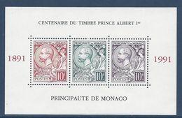 Monaco - Bloc YT N° 53 - Neuf Sans Charnière - 1991 - Blocks & Kleinbögen