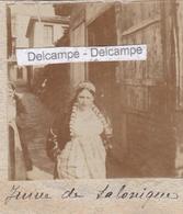 Femme Juive De Salonique ( Grèce ) Pendant La Guerre De 14/18 - Métiers