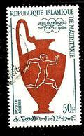 MAURITANIE Aer41° 50f Bleu Et Rouge-brun Jeux Olympiques De Tokyo  (10% De La Cote + 0,15) - Mauritanie (1960-...)